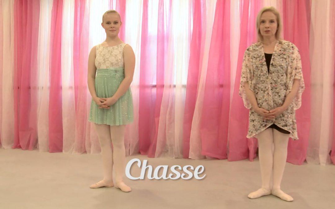 Fairy-One-Step/Ballet Technique